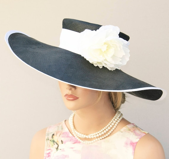 Kentucky Derby Hat, Wedding Hat
