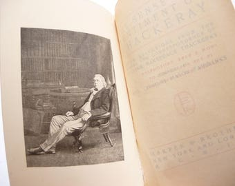 The Sense and Sentiment of Thackeray by William Makepeace Thackeray