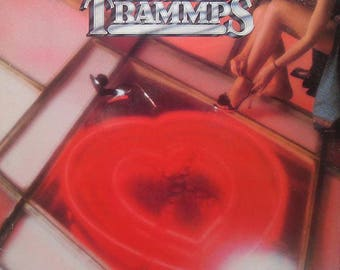 """The Trammps """"The Very Best Of"""" Disco Funk Vintage Vinyl Record LP"""