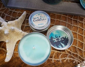 Siren | Sea Ink Candles