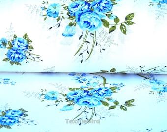 Diana Blue Rose-150 cm wide