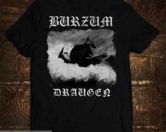 T-Shirt Burzum Draugen Varg Vikernes