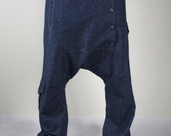 Clusterstone-5BP Denim Trousers