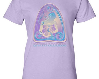 Earth Goddess TShirt