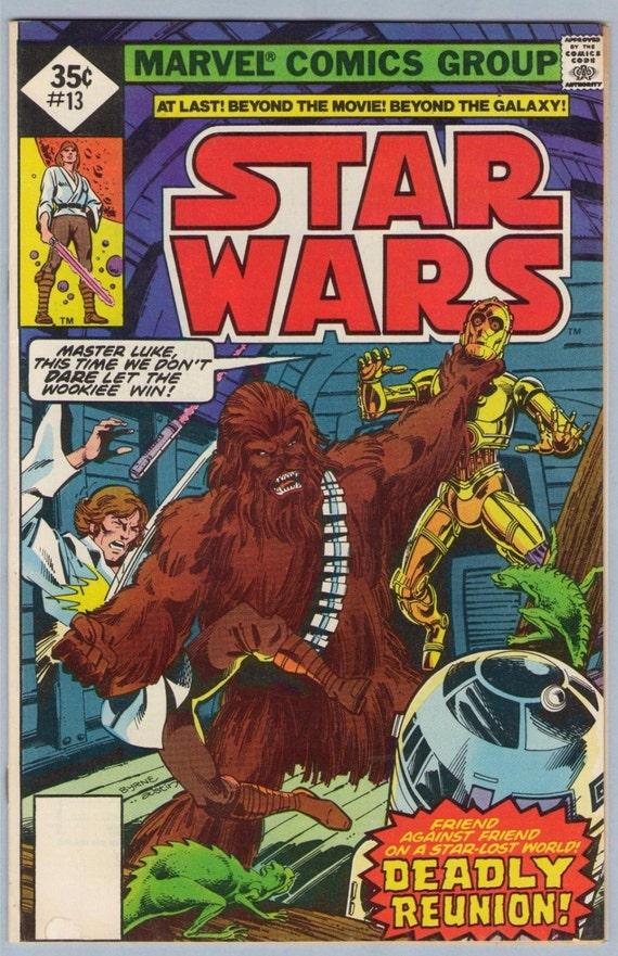 Star Wars 13 Jul 1978 VF (8.0)
