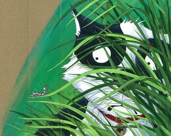 Grass - PRINT-