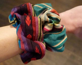Dreamcatcher or Painted Desert - Scrunchies