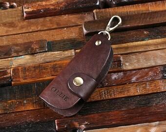 Personalized Multiple Key Ring, Key Chain Holder Key Organizer Fob Coworker Trucker Driver Landlord Gift Key Organizer
