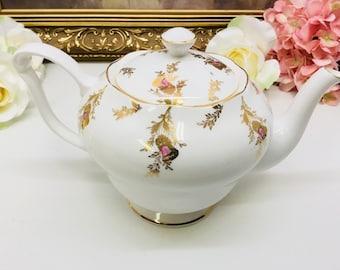 Queen Anne teapot