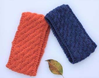 Cable Headband - Knitting Pattern