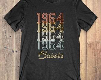 Classic 1964 Birthday T-Shirt Gift: 1964 Classic