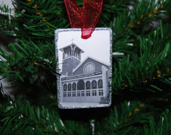 Ornament - Five Holy Martyrs Church, Chicago, Illinois