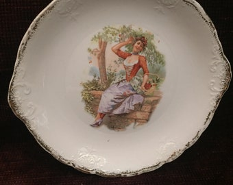 West End Pottery Dish