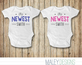 Twin Coming Home Outfits, Matching Twin Outfits, Twins Baby Gifts