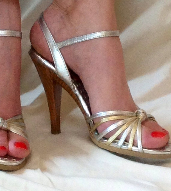 leather by silver strappy Johnson 5 Betsey