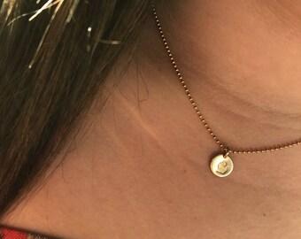 Michigan Charm Necklace