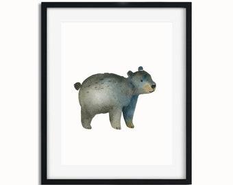 Baby Bear Art Set 2/4
