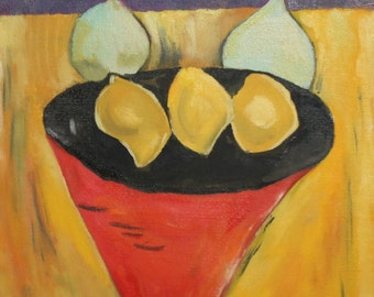 Still Life abstract oil painting