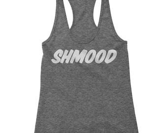Shmood Racerback Tank Top for Women