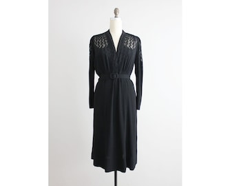 SALE | chanel dress | 1930s dress | chanel adaptation label