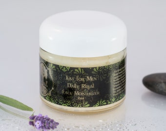 Just for Men Daily Ritual Face Moisturizer