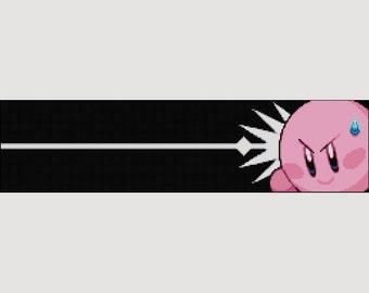 Kirby Cross Stitch Pattern