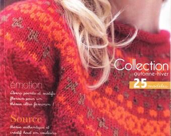 Bergère de france n 171 winter catalog