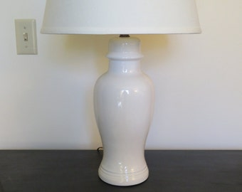 Ginger jar lamps Etsy