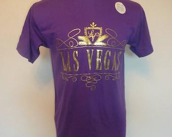 Vintage 1980's Las Vegas tourist T-Shirt.