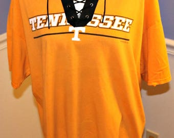 University of Tennessee Lace Up T-Shirt