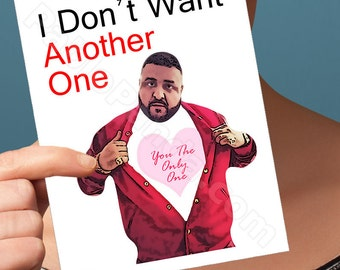 Funny Birthday Card   Dj Khaled Card   We The Best Boyfriend Gift Anniversary Gift Gifts For Boyfriend Long Distance Gift Boyfriend Birthday