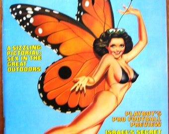 PLAYBOY August 1976 Excellent condition FREE SHIPPING