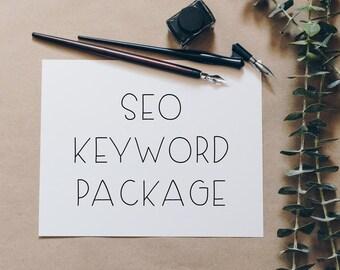 SEO Keywords | Customized SEO keywords for your website