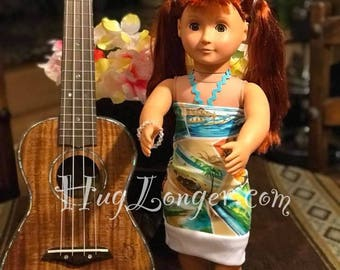 ITH 18 inch Doll Outfits HL2087 embroidery files