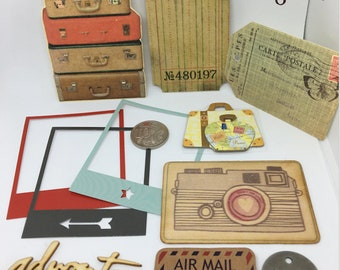 Embellishment pack - holidays and travel (1)