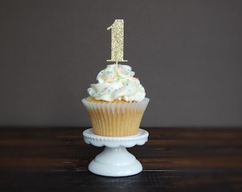 Number Cupcake toppers, first birthday cupcake toppers, cupcake toppers birthday,1st birthday, birthday party, birthday decorations