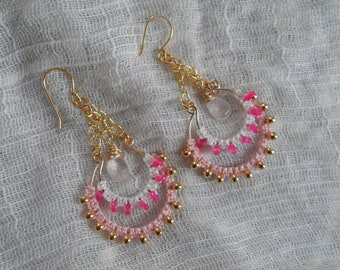 HippyChick Bollywood Earrings