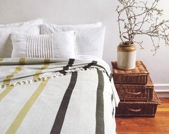 Khala Bed Coverlet (Twin • Queen • King)