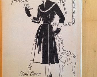Spadea AmericanDesigners' pattern 1026 by Toni Owen
