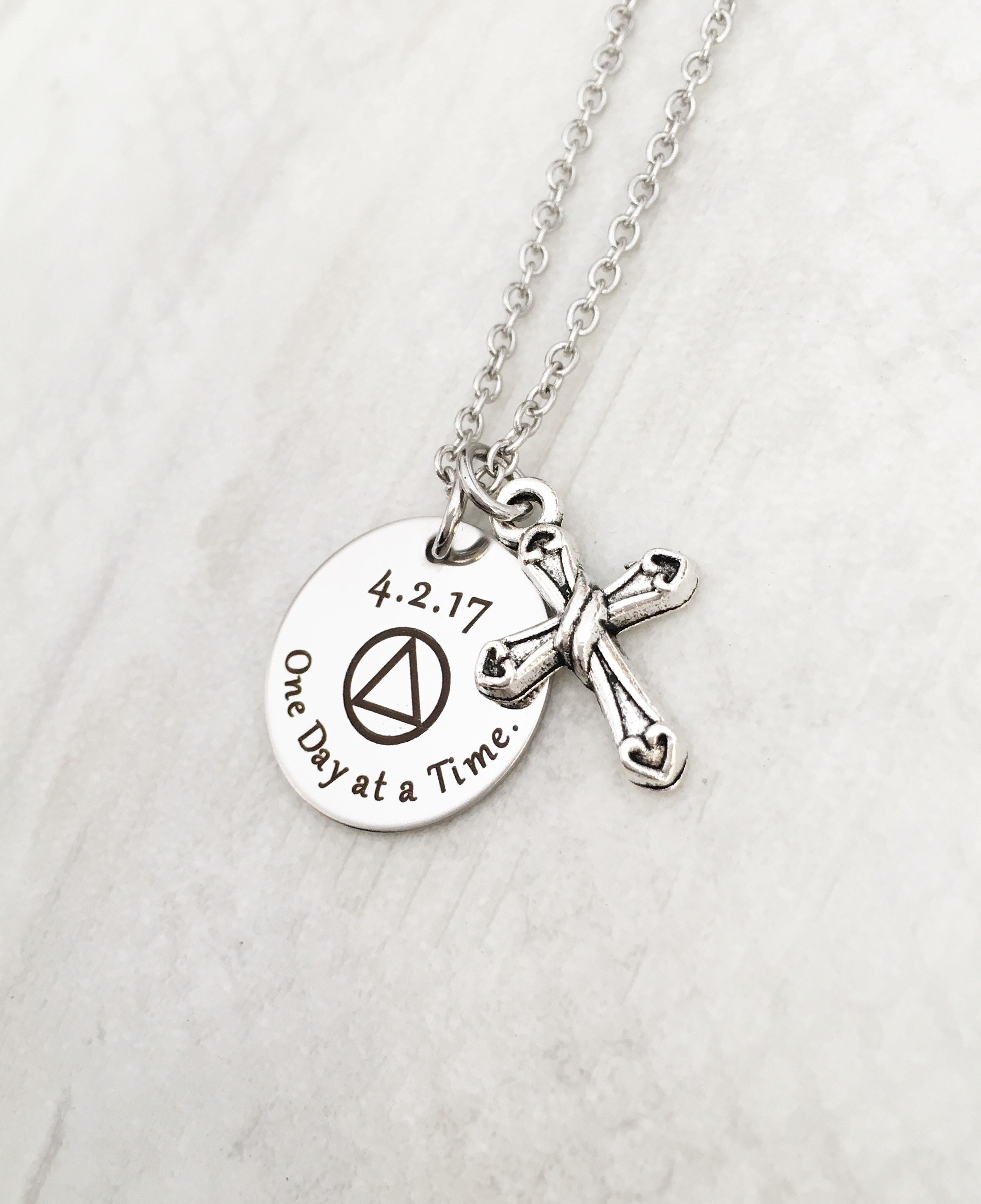 included day any chain calendar mini special silver old charm pendant ball your recovery shop