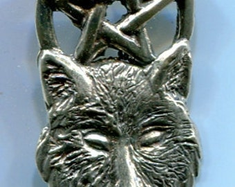 Wolf Pentagram