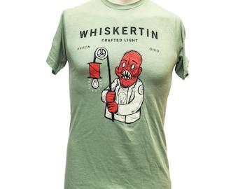 Whiskertin Monster T-Shirt
