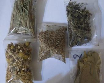 Ewe/Prosperity Dry Herb Set
