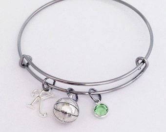 Basketball Bracelet, Basketball Gift, Basketball Gift Girl, Basketball Girl Gifts, Girls Basketball Gifts, Basketball Mom, Basketball Coach