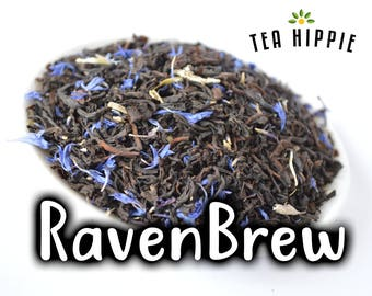 50g RavenBrew - Loose Black Tea (Harry Potter Inspired)