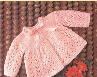 Baby Knitting Pattern Etsy