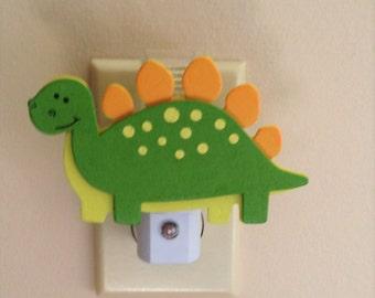Boys Dinosaur Night Light T Rex Dinosaur Decor Boys Room Kids Night Lights
