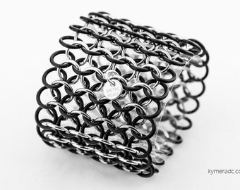 CHAINMAIL Bracelet (Silver/Duo)