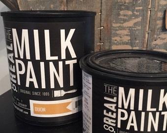 Real Milk Paint  - Dijon