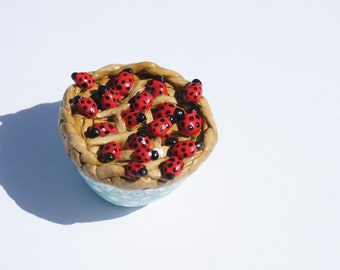 Lady Bug Pie
